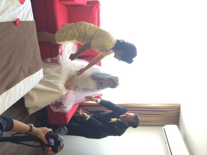 THE WEDDING OF ANDY AND MEGA by JS Wedding Planner Organizer and Entertainment - 011