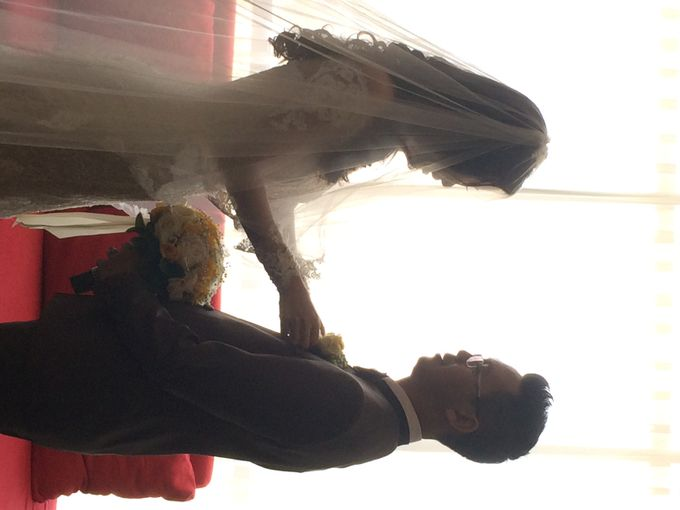 THE WEDDING OF ANDY AND MEGA by JS Wedding Planner Organizer and Entertainment - 012