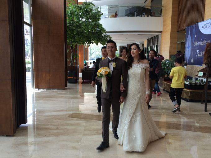 THE WEDDING OF ANDY AND MEGA by JS Wedding Planner Organizer and Entertainment - 021