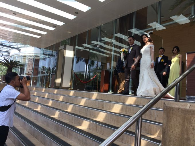 THE WEDDING OF ANDY AND MEGA by JS Wedding Planner Organizer and Entertainment - 022