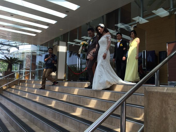 THE WEDDING OF ANDY AND MEGA by JS Wedding Planner Organizer and Entertainment - 024