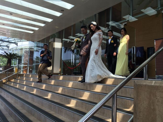 THE WEDDING OF ANDY AND MEGA by JS Wedding Planner Organizer and Entertainment - 025