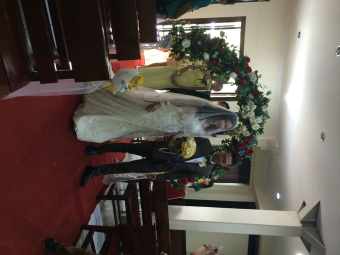 THE WEDDING OF ANDY AND MEGA by JS Wedding Planner Organizer and Entertainment - 029