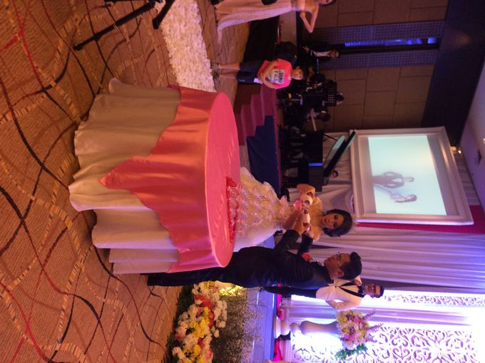 THE WEDDING OF ANDY AND MEGA by JS Wedding Planner Organizer and Entertainment - 034