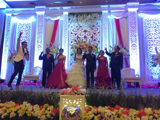THE WEDDING OF ANDY AND MEGA by JS Wedding Planner Organizer and Entertainment - 035