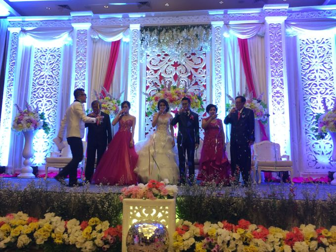 THE WEDDING OF ANDY AND MEGA by JS Wedding Planner Organizer and Entertainment - 036