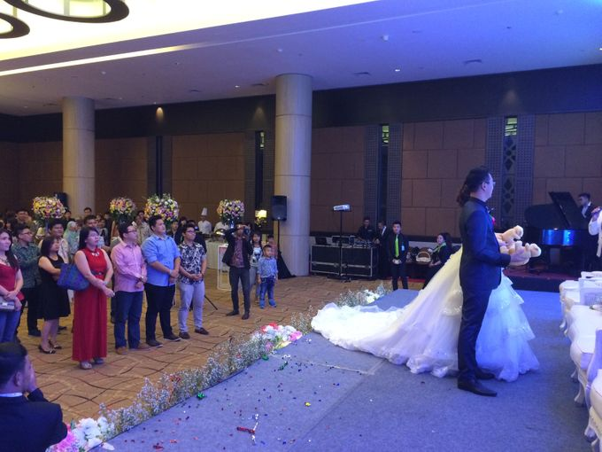 THE WEDDING OF ANDY AND MEGA by JS Wedding Planner Organizer and Entertainment - 037