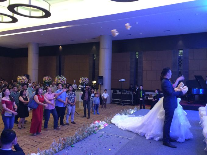 THE WEDDING OF ANDY AND MEGA by JS Wedding Planner Organizer and Entertainment - 038