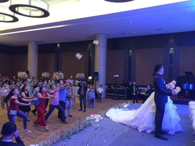 THE WEDDING OF ANDY AND MEGA by JS Wedding Planner Organizer and Entertainment - 039