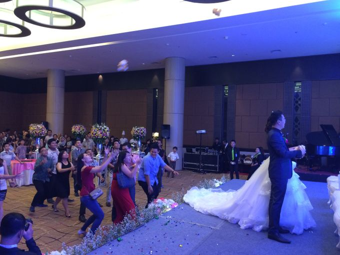 THE WEDDING OF ANDY AND MEGA by JS Wedding Planner Organizer and Entertainment - 040