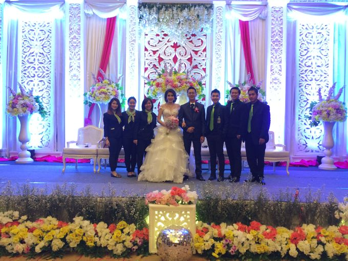 THE WEDDING OF ANDY AND MEGA by JS Wedding Planner Organizer and Entertainment - 041