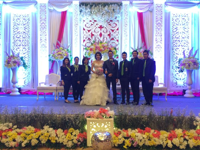 THE WEDDING OF ANDY AND MEGA by JS Wedding Planner Organizer and Entertainment - 042