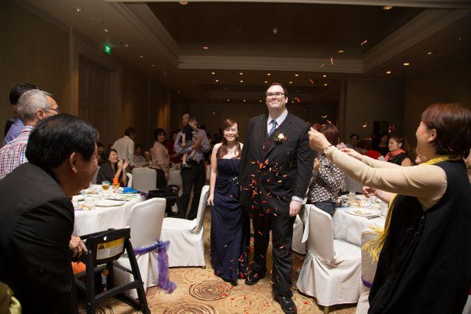 John&Kai Wedding by Ckaile; makeup&hair - 004