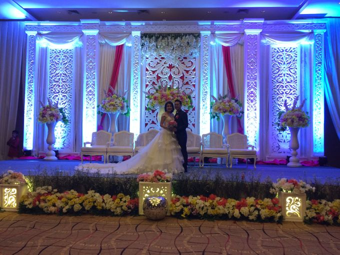 THE WEDDING OF ANDY AND MEGA by JS Wedding Planner Organizer and Entertainment - 044