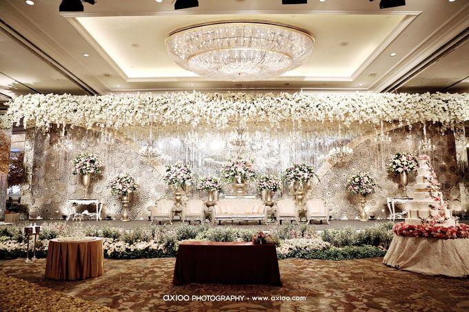 Darren & Yohana Wedding by Dante Wedding Planner - 019