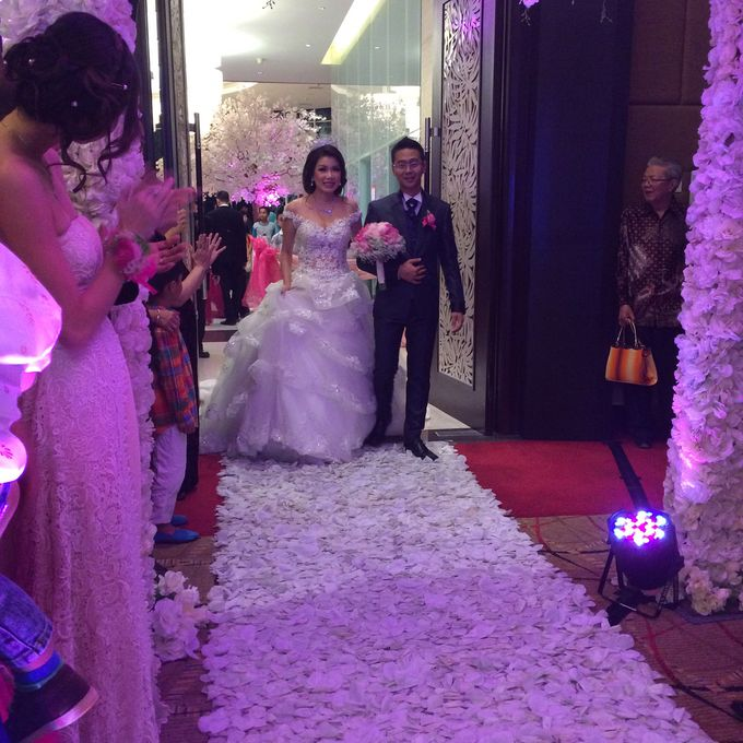 THE WEDDING OF ANDY AND MEGA by JS Wedding Planner Organizer and Entertainment - 047