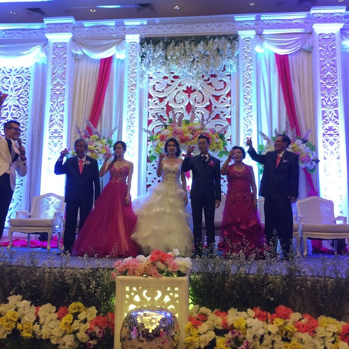 THE WEDDING OF ANDY AND MEGA by JS Wedding Planner Organizer and Entertainment - 048
