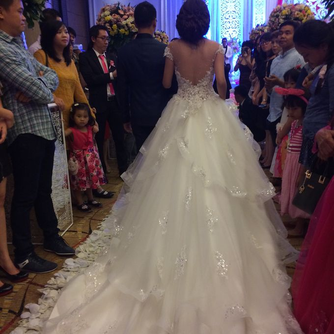 THE WEDDING OF ANDY AND MEGA by JS Wedding Planner Organizer and Entertainment - 049