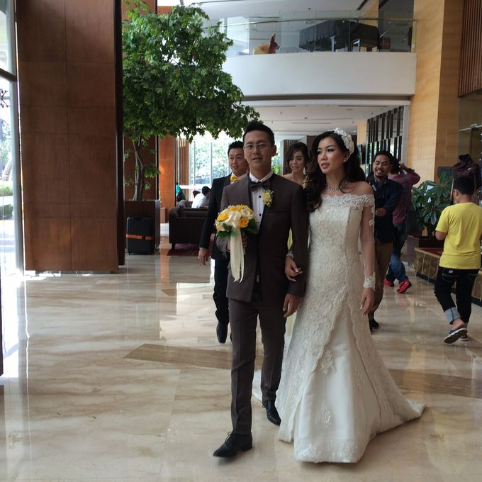 THE WEDDING OF ANDY AND MEGA by JS Wedding Planner Organizer and Entertainment - 050
