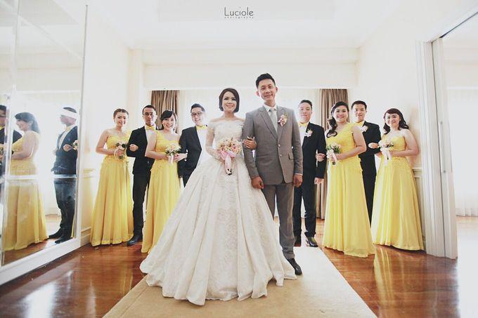Kartika & Adi Wedding Day by Luciole Photography - 004