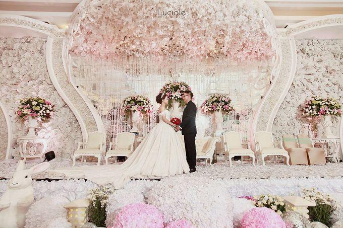 Kartika & Adi Wedding Day by Luciole Photography - 005