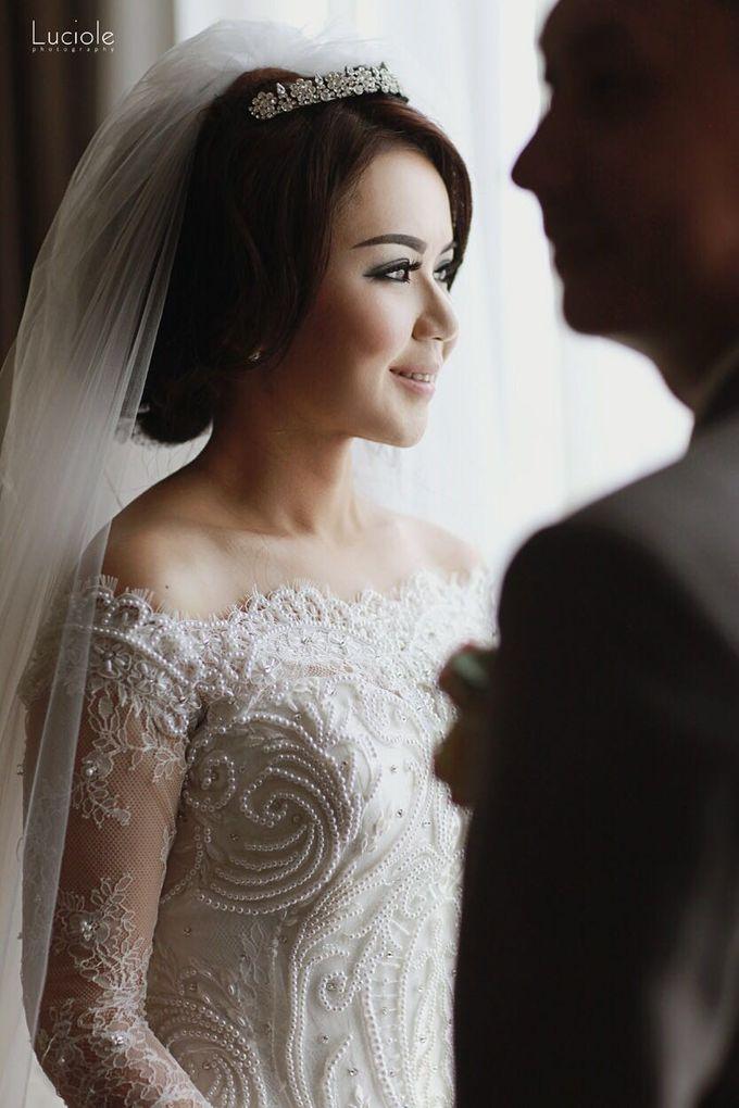 Kartika & Adi Wedding Day by Luciole Photography - 003