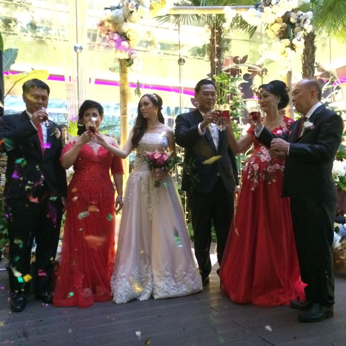 THE WEDDING OF JOHN AND FELIS by JS Wedding Planner Organizer and Entertainment - 049