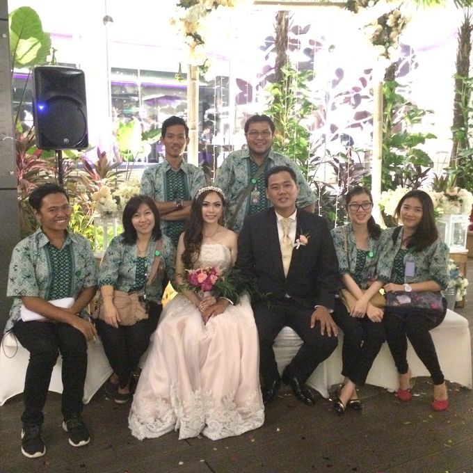 THE WEDDING OF JOHN AND FELIS by JS Wedding Planner Organizer and Entertainment - 050