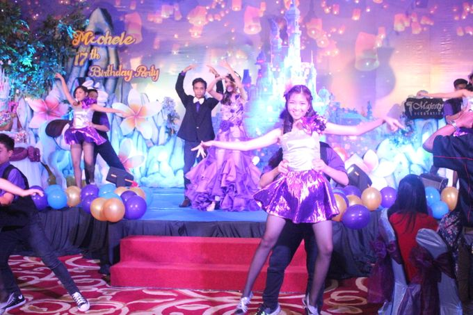 Michelle 17th Birthday Party by Fairy Tale Exclusive Dance - 005