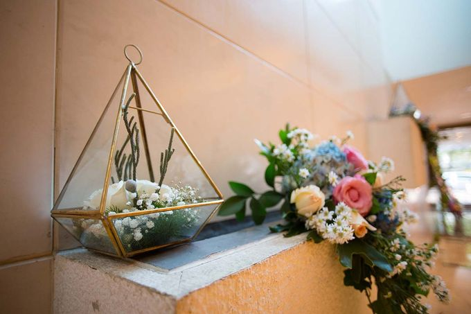 The Wedding of Davin & Yunisa by The Swan Decoration - 004