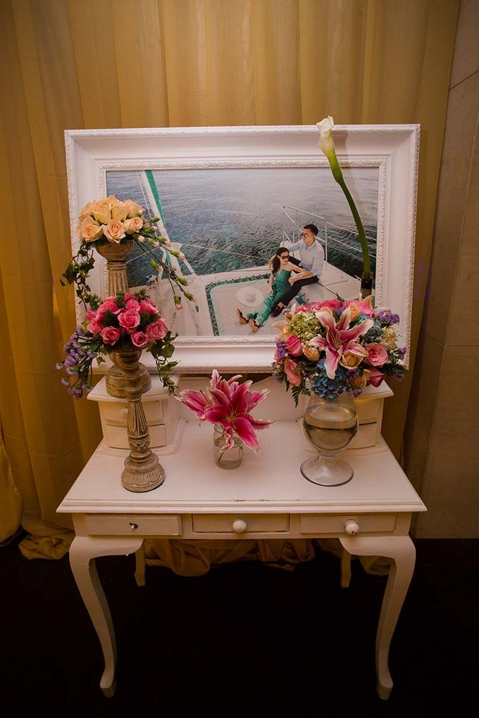 The Wedding of Davin & Yunisa by The Swan Decoration - 005