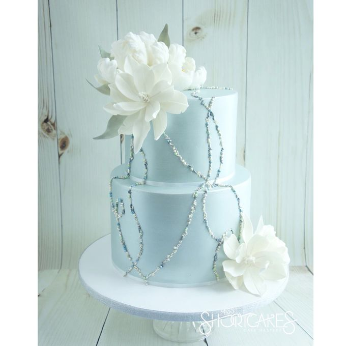 Wedding cakes by Miss Shortcakes - 004