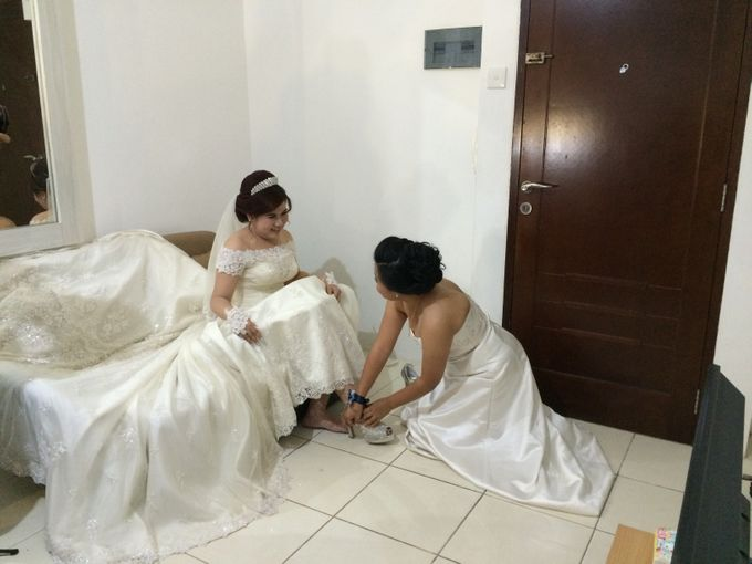 THE WEDDING OF YONATHAN AND RIYANI by JS Wedding Planner Organizer and Entertainment - 006