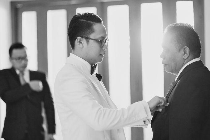 Togi & Jesicca - Holy Matrimony & Batak Ceremony by JAYSU Weddings by Jacky Suharto - 016