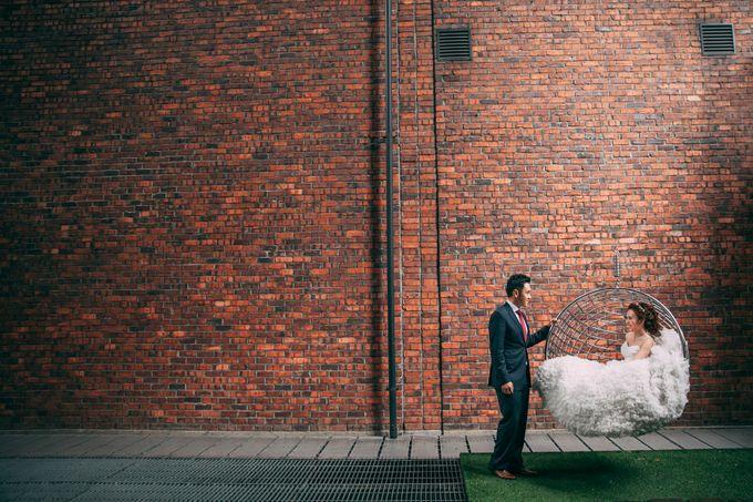 Pre Wedding Photography by The Wedding Barn Gallery - 005