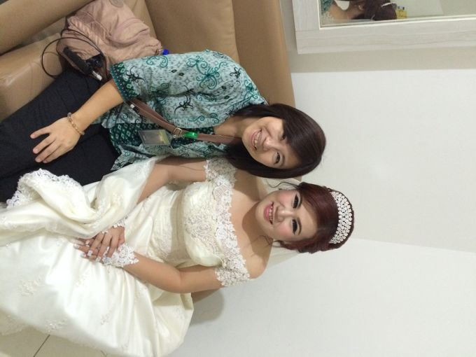 THE WEDDING OF YONATHAN AND RIYANI by JS Wedding Planner Organizer and Entertainment - 013