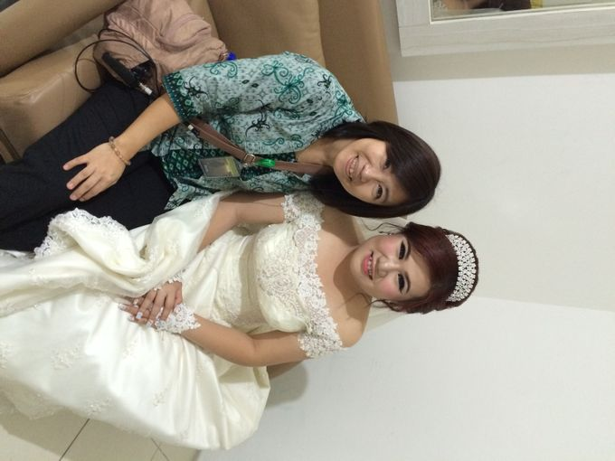 THE WEDDING OF YONATHAN AND RIYANI by JS Wedding Planner Organizer and Entertainment - 014