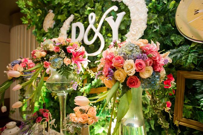The Wedding of Davin & Yunisa by The Swan Decoration - 008
