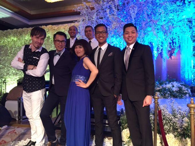 The Wedding of Davin & Oliv - Never ending Party by Fernando Edo - 004