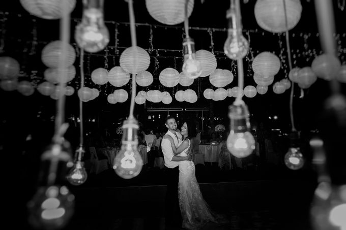 Bali Wedding - Elly and Jay at Segara Village Hotel by The Deluzion Visual Works - 049