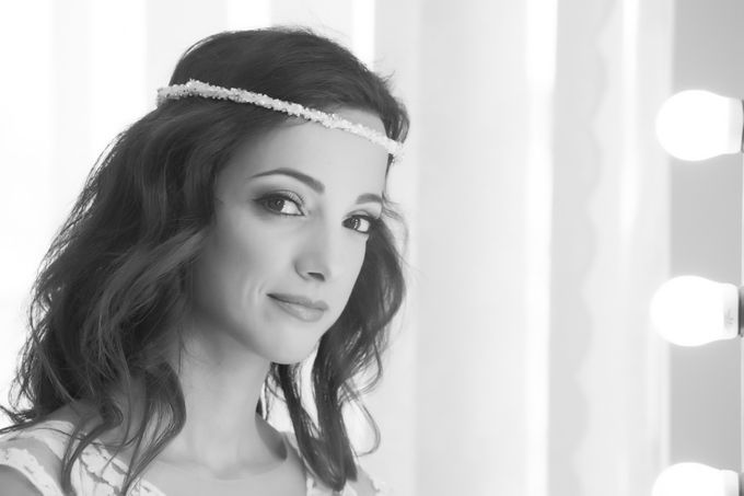 A beautifull bride by George Ladas Photography - 003