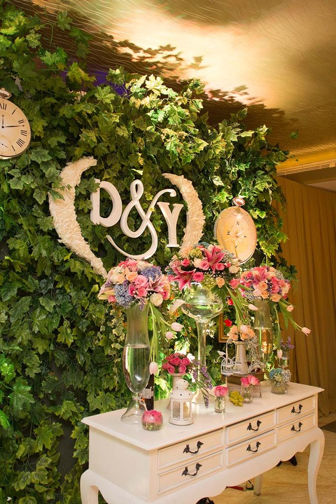 The Wedding of Davin & Yunisa by The Swan Decoration - 009
