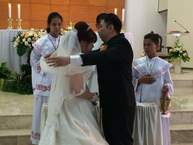 THE WEDDING OF YONATHAN AND RIYANI by JS Wedding Planner Organizer and Entertainment - 026