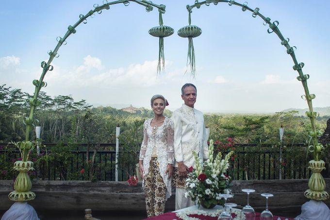 Traditional Wedding at Plataran Borobudur Resort and Spa by Plataran Indonesia - 005