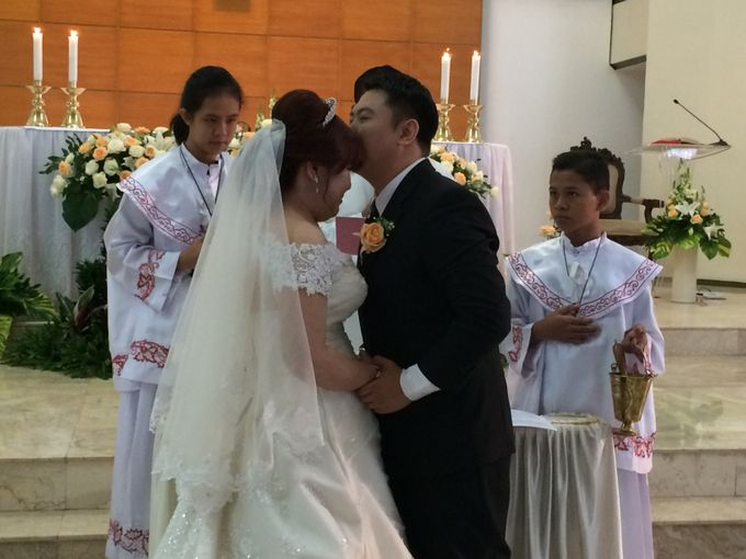 THE WEDDING OF YONATHAN AND RIYANI by JS Wedding Planner Organizer and Entertainment - 027