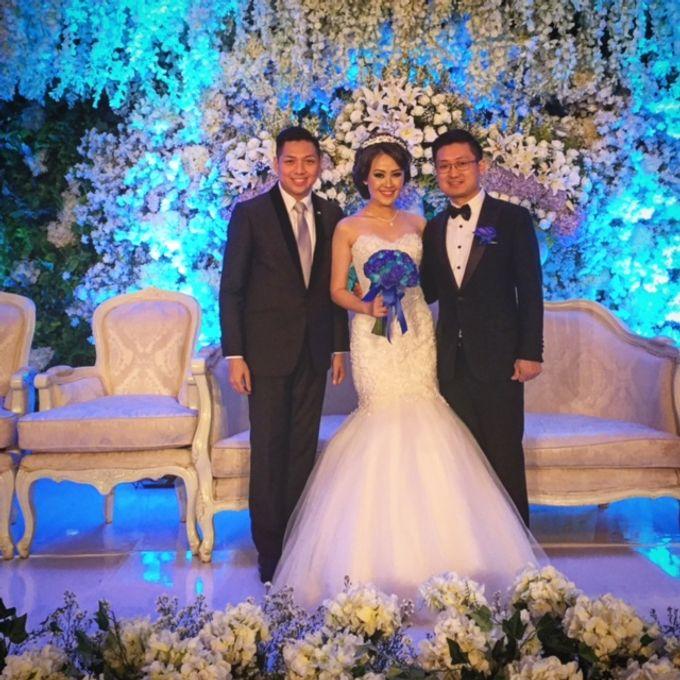 The Wedding of Davin & Oliv - Never ending Party by Fernando Edo - 005