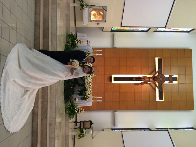 THE WEDDING OF YONATHAN AND RIYANI by JS Wedding Planner Organizer and Entertainment - 029