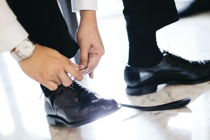 Togi & Jesicca - Holy Matrimony & Batak Ceremony by JAYSU Weddings by Jacky Suharto - 017