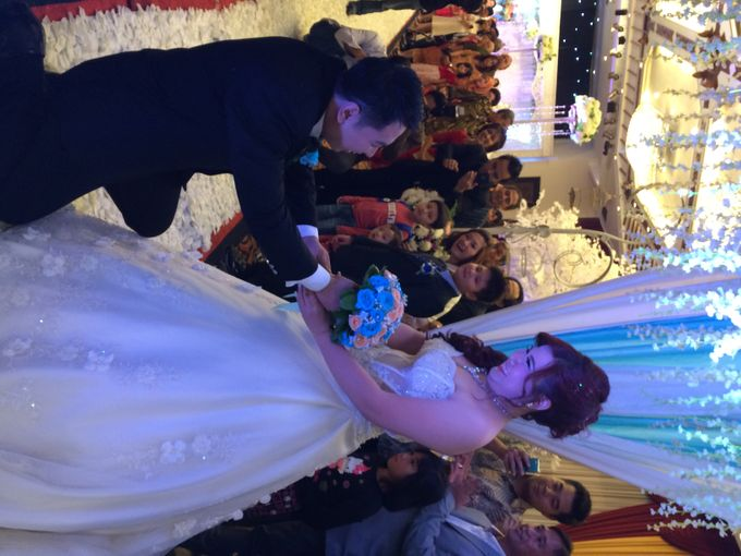 THE WEDDING OF YONATHAN AND RIYANI by JS Wedding Planner Organizer and Entertainment - 033