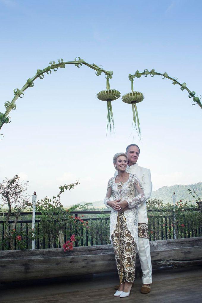 Traditional Wedding at Plataran Borobudur Resort and Spa by Plataran Indonesia - 008